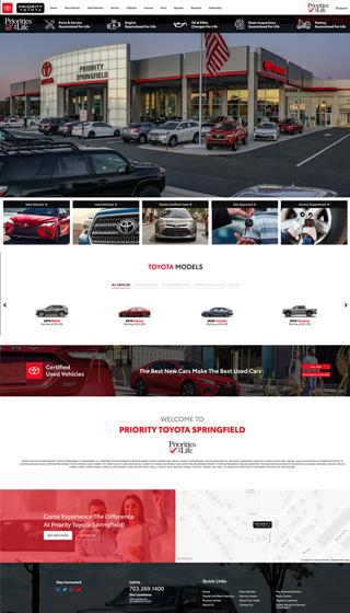 Priority Toyota
