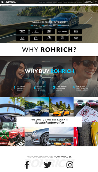 Rohrich Auto Group